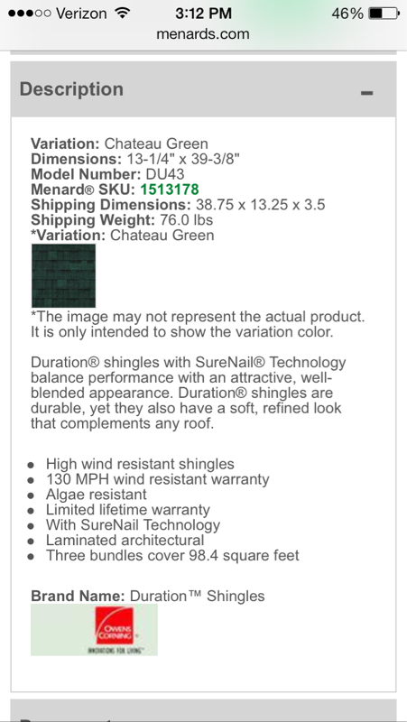 Best Brand Of Shingles, TODAY - Page 4 - Roofing ...