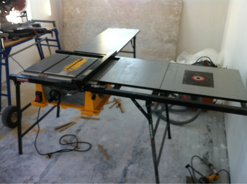 Rousseau 2700xl Saw Stand Tools Amp Equipment Contractor