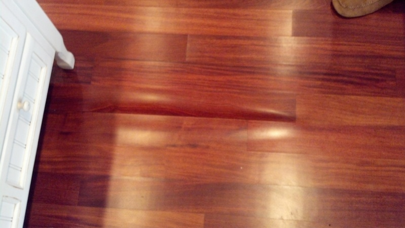 Floor Buckling After 7 Years Flooring Contractor Talk