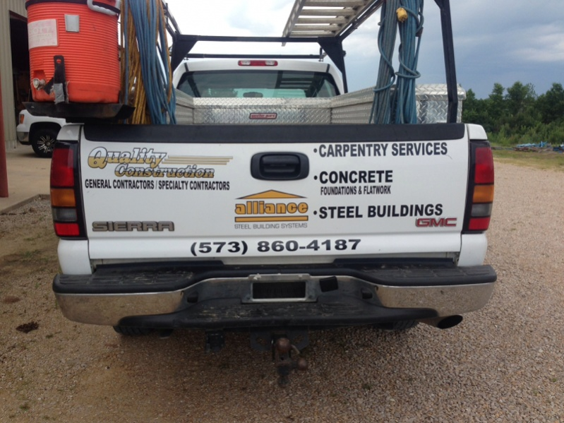 Company Logos On Truck Page 2 Business Contractor Talk