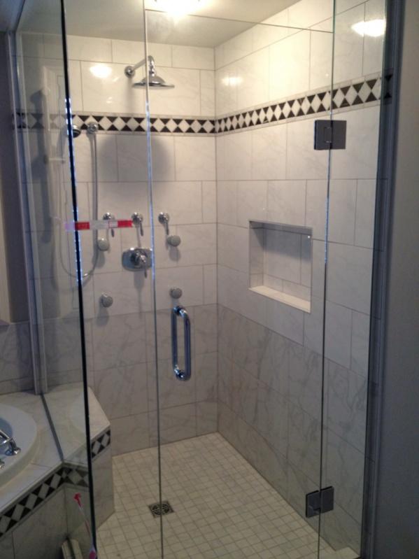 my last shower