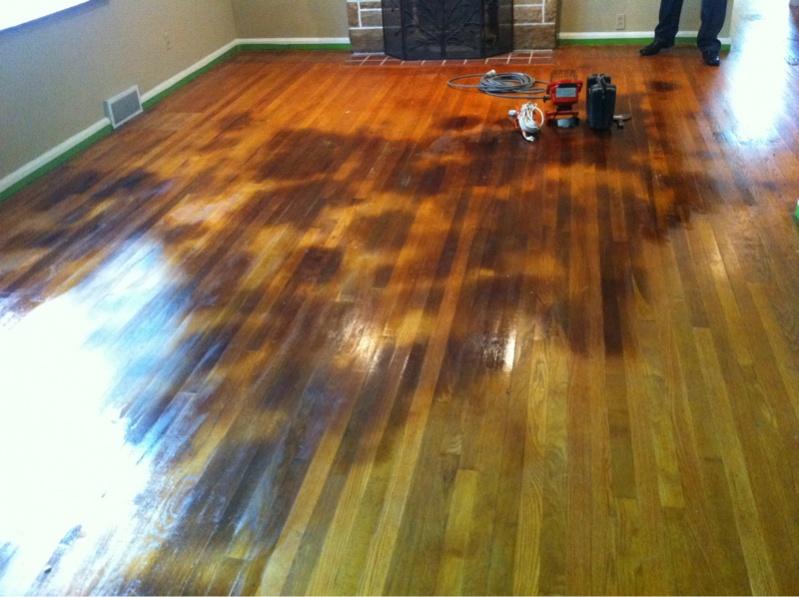 Hardwood Stains Flooring Contractor Talk