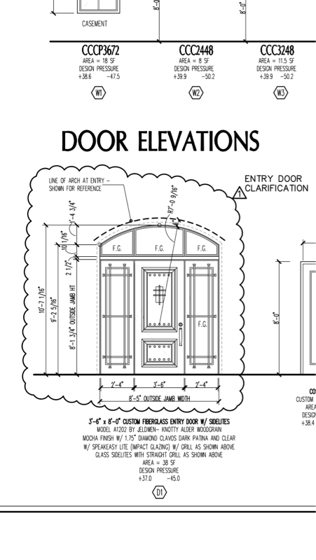 """42"""" Entrance door..manufacturer?-image-3740050729.jpg"""