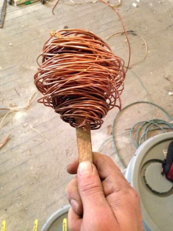 Stripping scrap wire-image-3776971648.jpg