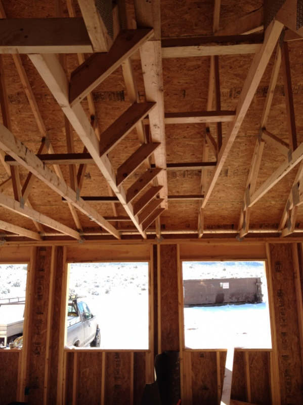 Vaulted Ceilings Question Page 2 Framing Contractor Talk