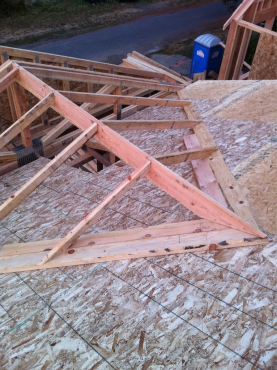 Cross Gable Roof Framing Pictures 88