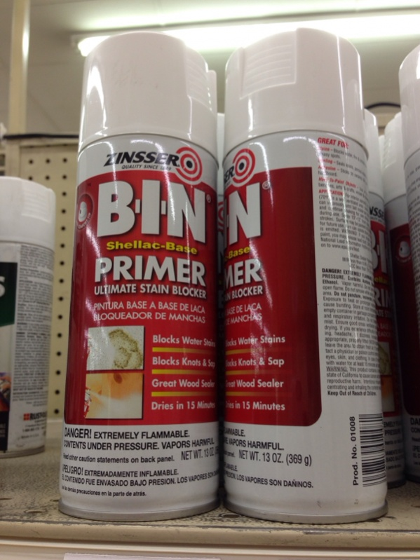 What Is Shellac Based Primer Painting Amp Finish Work