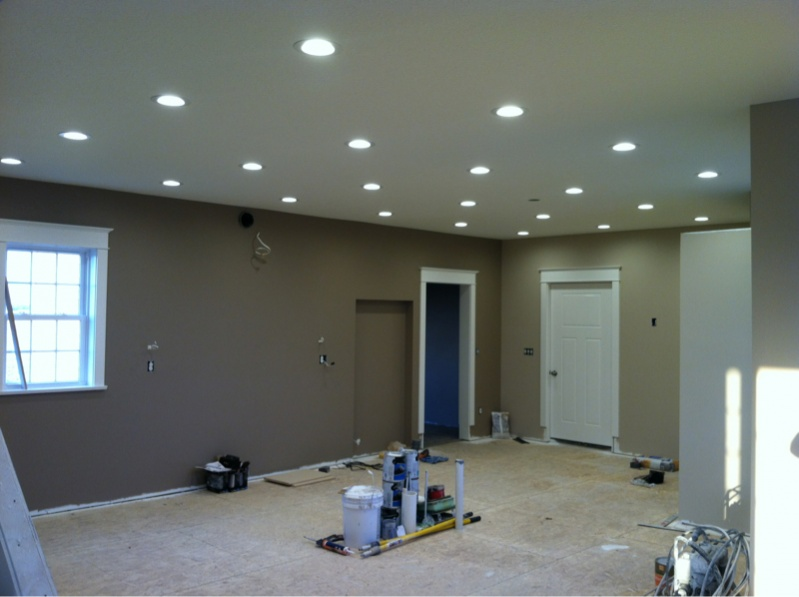 Recessed Light Led Or Incandescent W Bulb Image 537153436