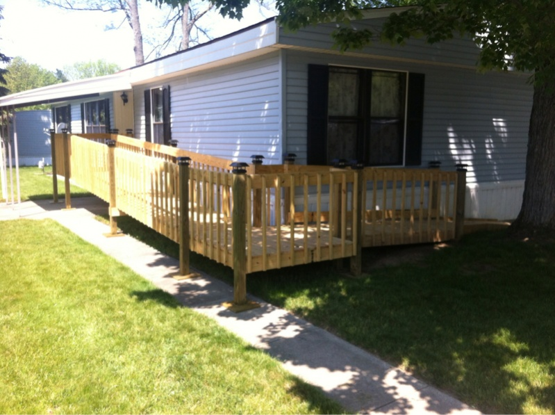 Free standing  Wheelchair ramp by Creative Bath Systems-image-583329840.jpg