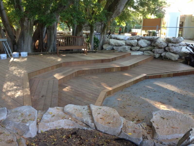 Almost Done With This 6500 Sq Ft Ipe Deck Decks
