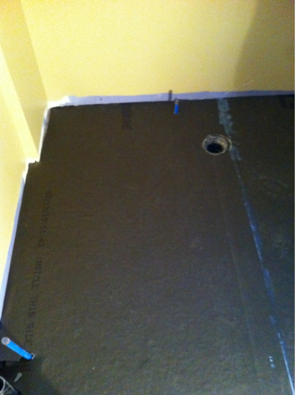 Backer Board Adhesives Flooring Contractor Talk - Thin backer board for floor tile