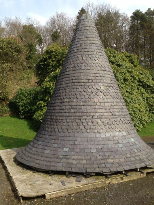 Conical Roof Onto Cylindrical Turret Page 6 Roofing