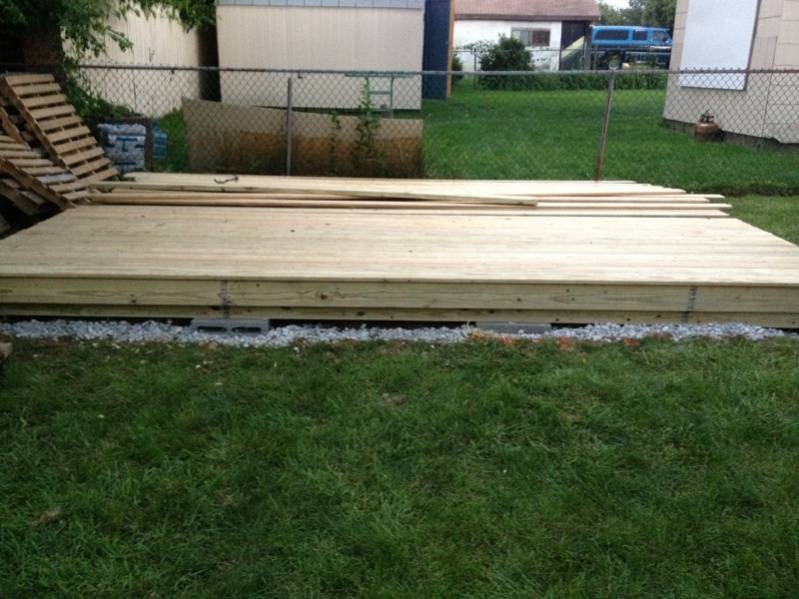 Free Standing Deck Ideas Quotes