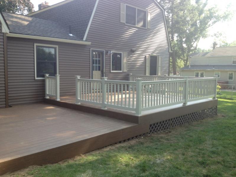 Wolf Composite Deck Boards Decks Amp Fencing Contractor Talk