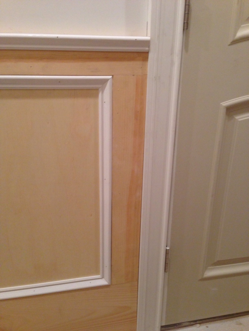 wainscoting tips and advice finish carpentry contractor talk