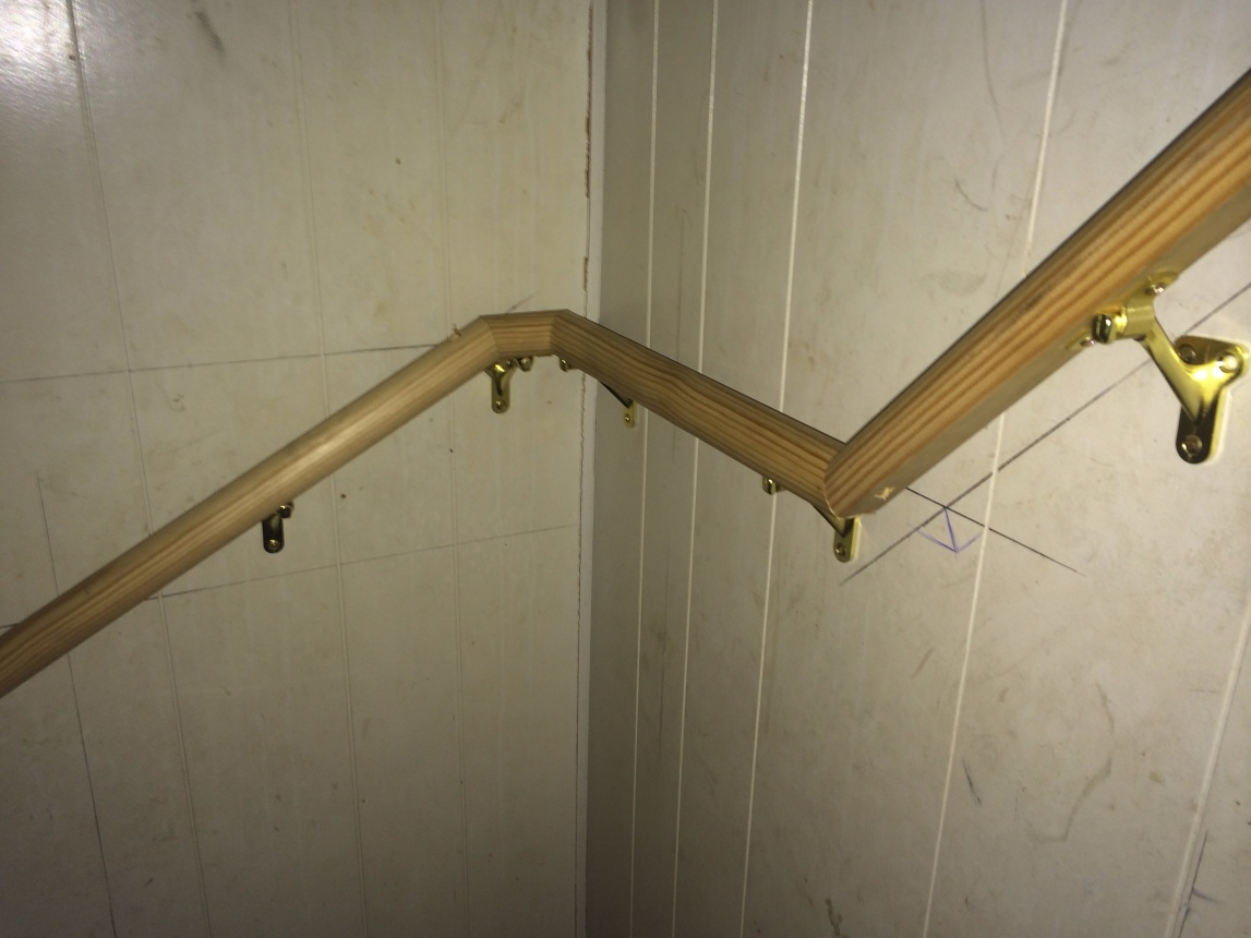 Stair Rail Help Needed Carpentry Contractor Talk