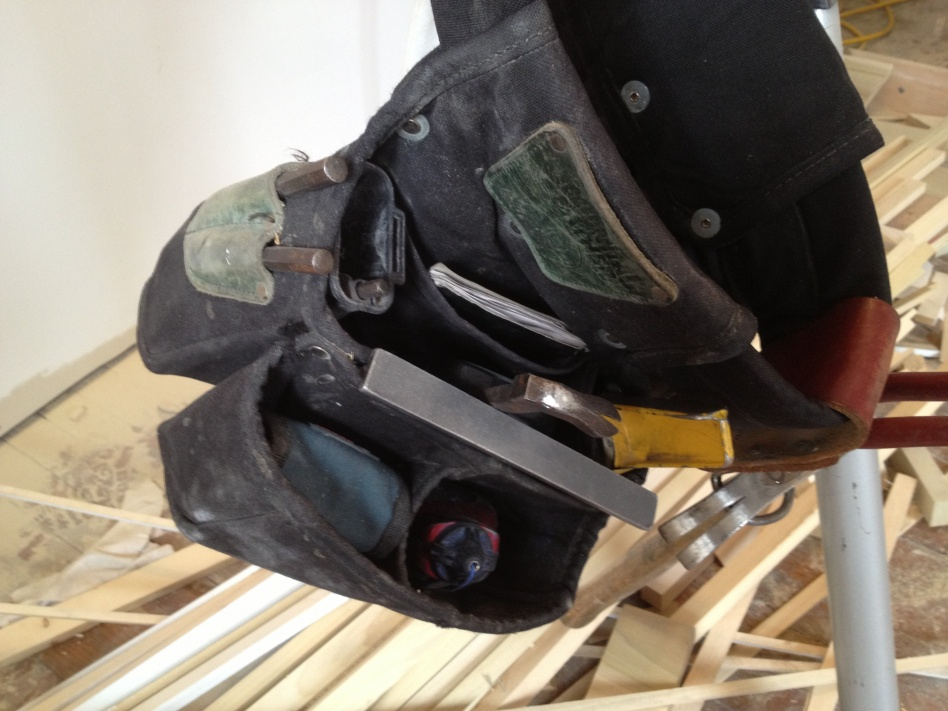Trim Carpenters Tool Belt Set Up Image Jpg