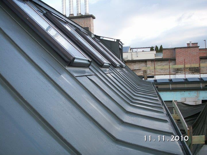Metal Roofing Roofing Contractor Talk