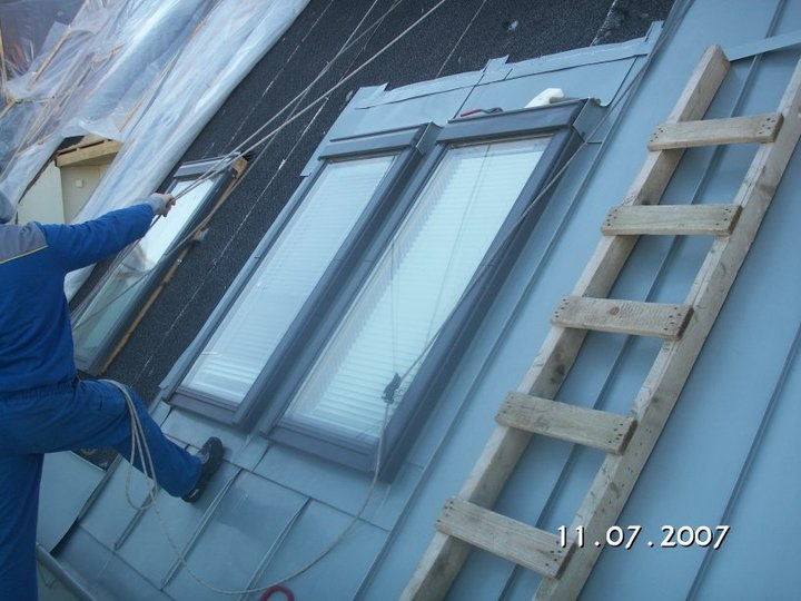 Skylight In Metal Roofing Page 2 Roofing Contractor Talk