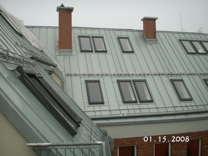 Re: Skylight In Metal Roofing