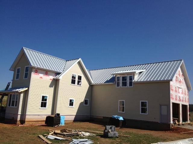 Standing Seam Metal Roof Pics Roofing Contractor Talk