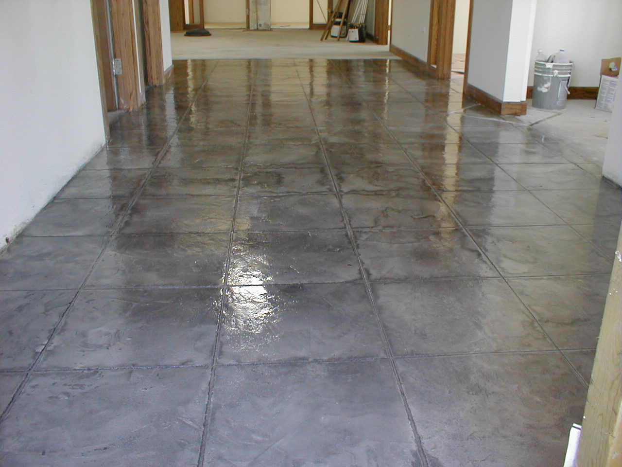 Add Gloss To Ceramic Flooring Contractor Talk