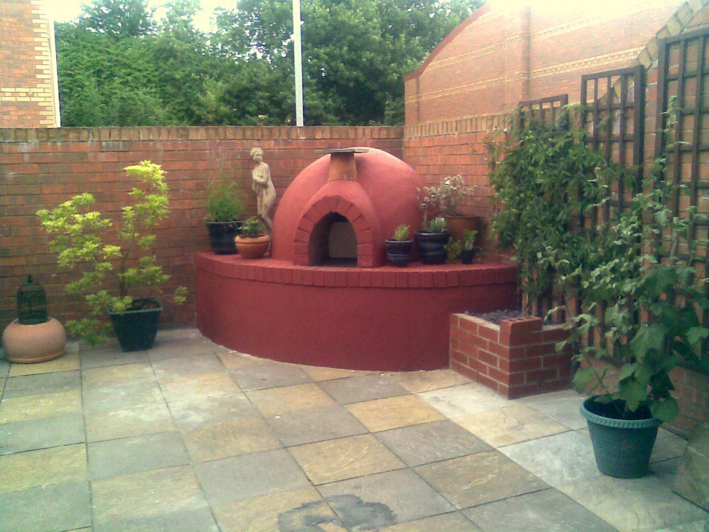 Building a Pizza Oven for your Patio or Porch - Associated Content