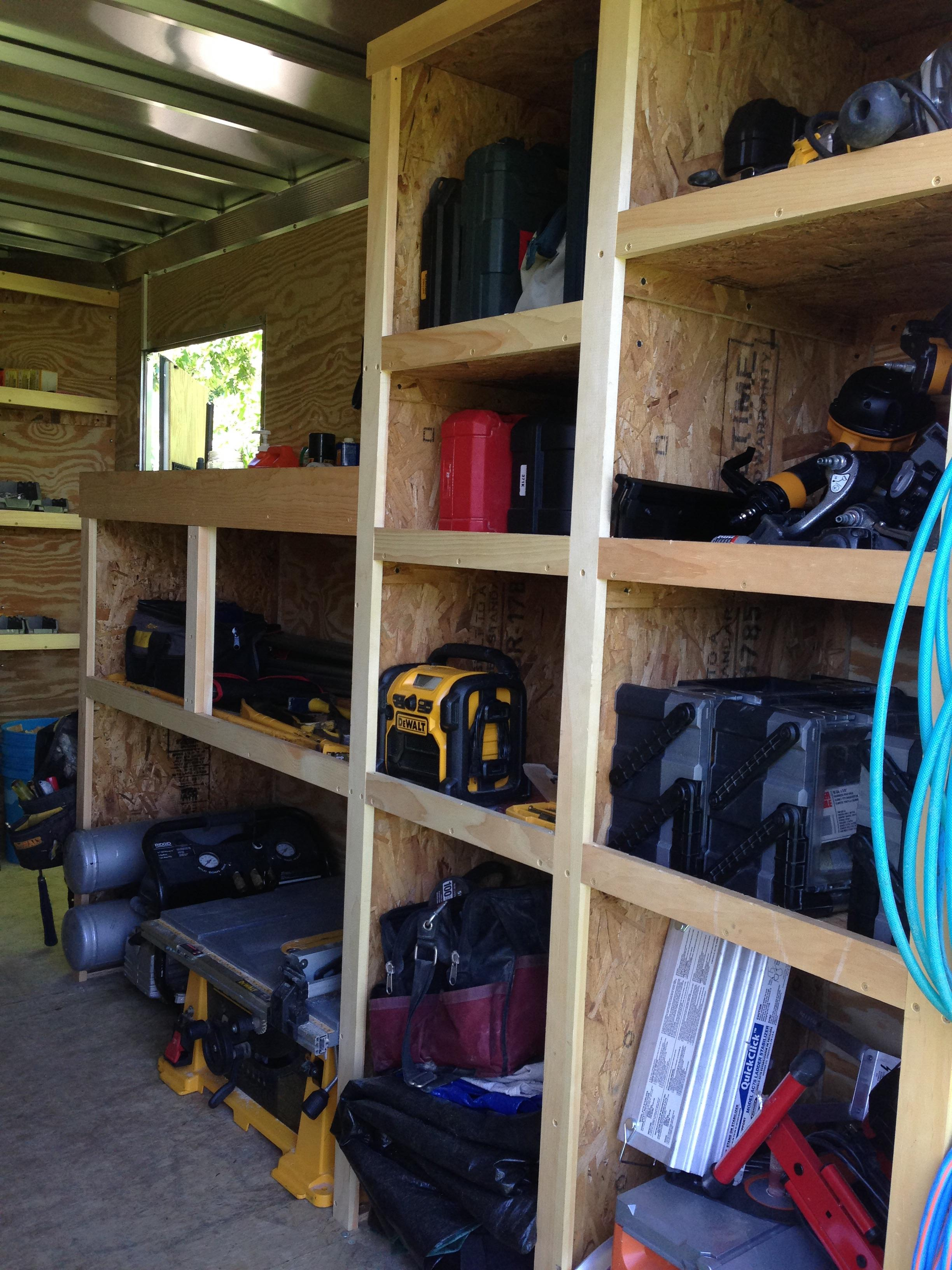 Job Site Trailers Show Off Your Set Ups Page 92