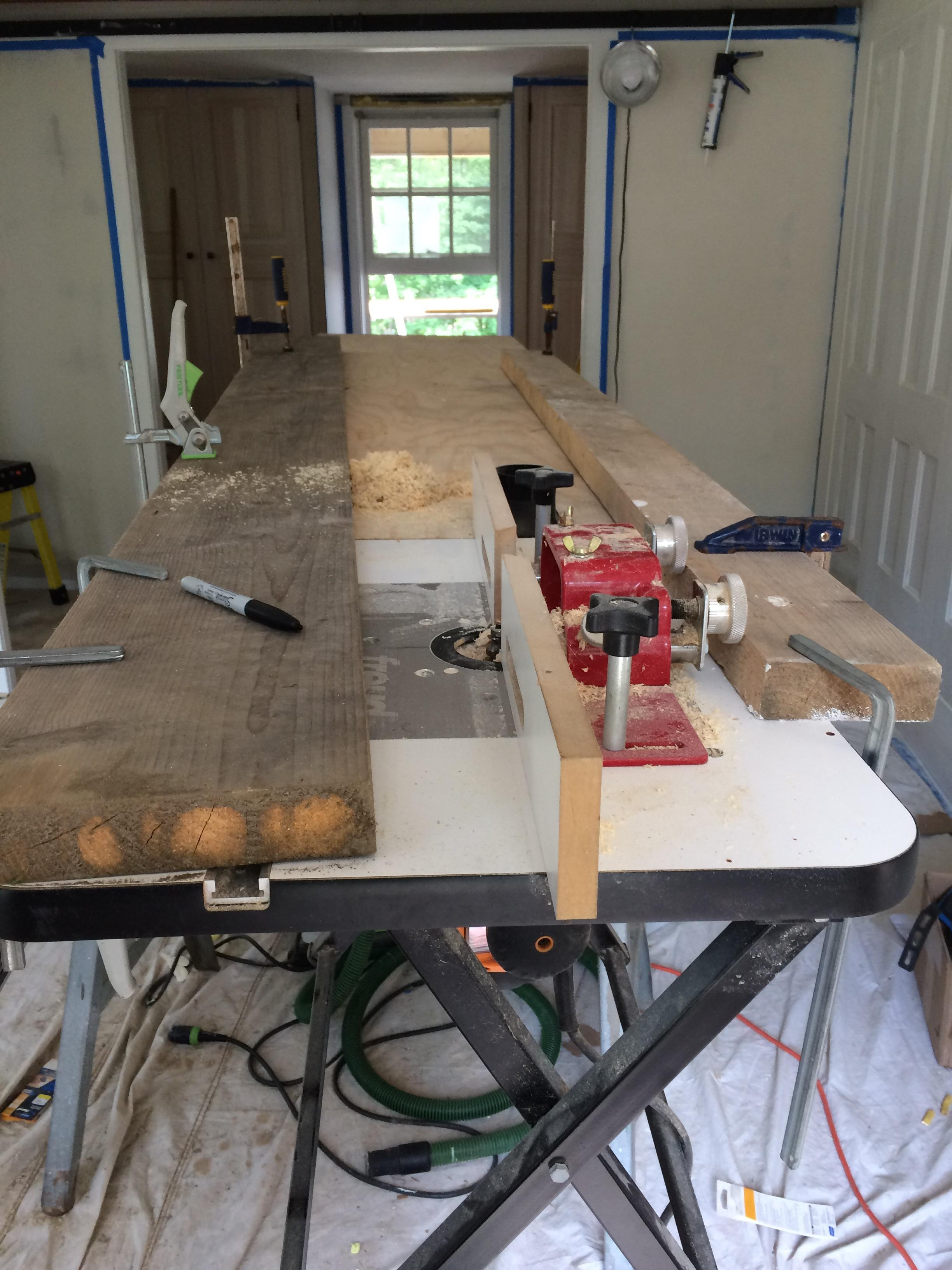 Table top router tools equipment contractor talk table top router image1438103290413g keyboard keysfo Gallery