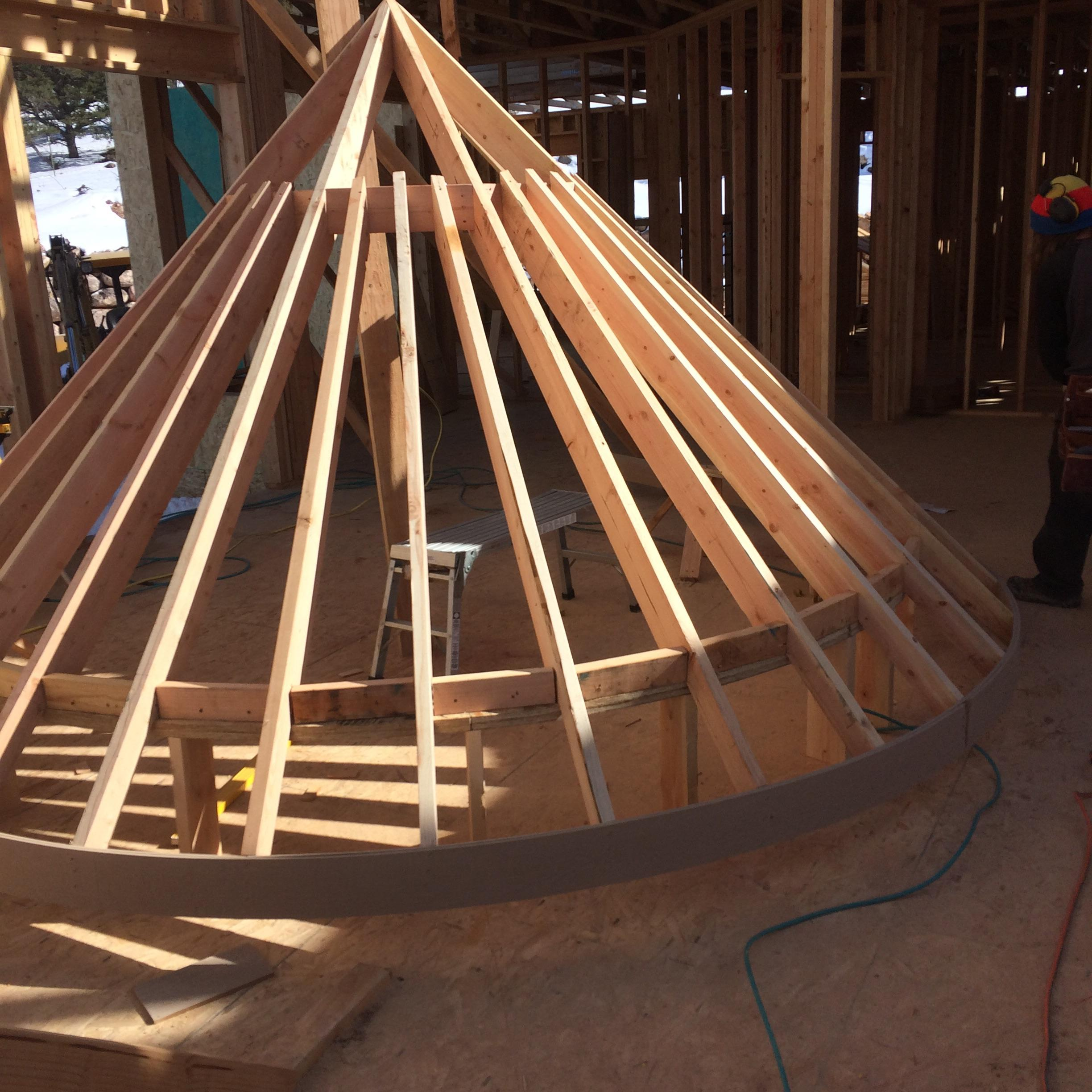 turret framing framing contractor talk