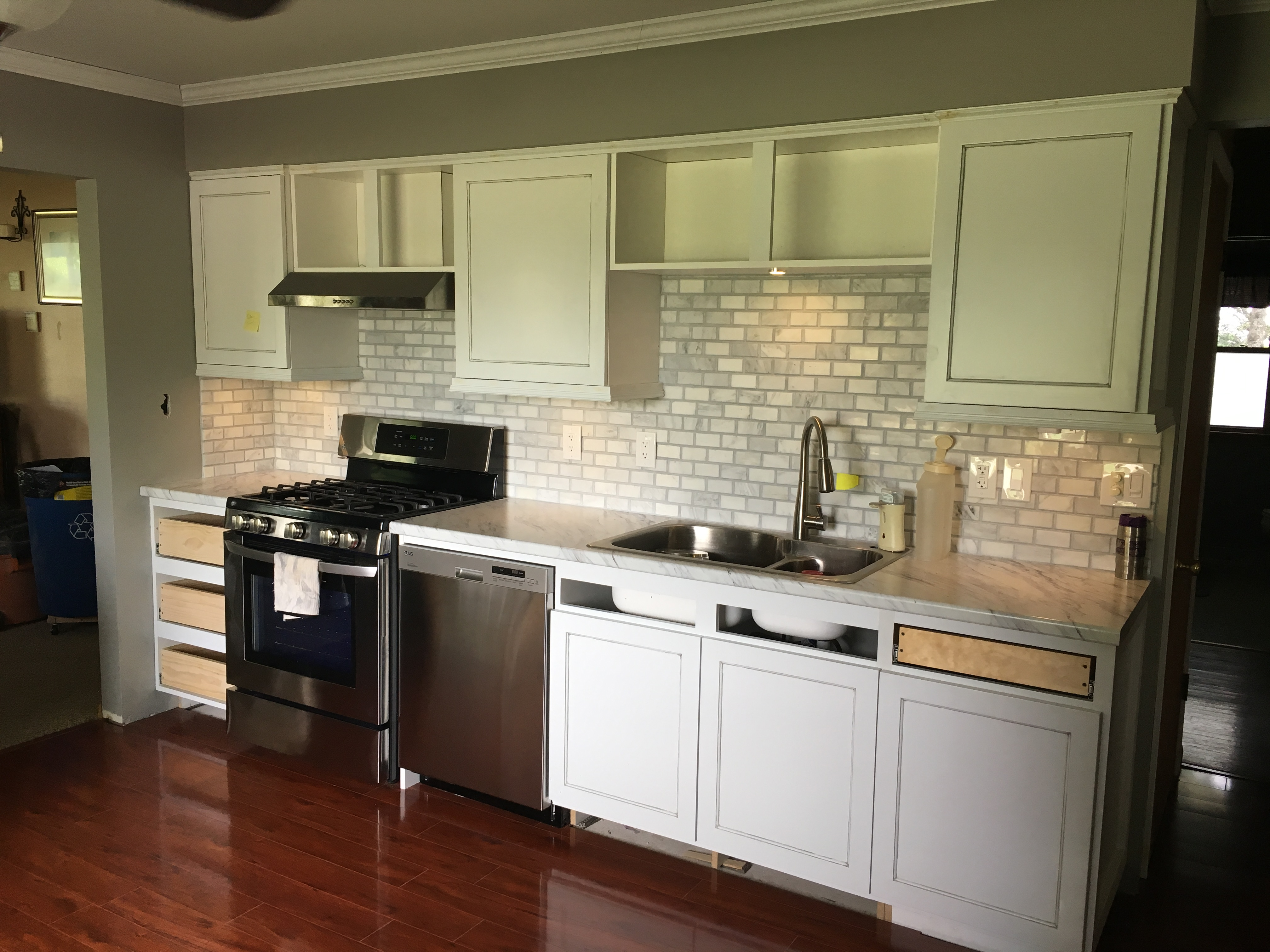 Current Kitchen Remodel Carpentry Picture Post Contractor Talk