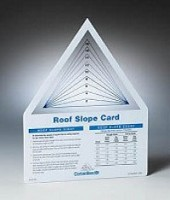 Quot From The Ground Quot Roof Slope Calculator Roofing