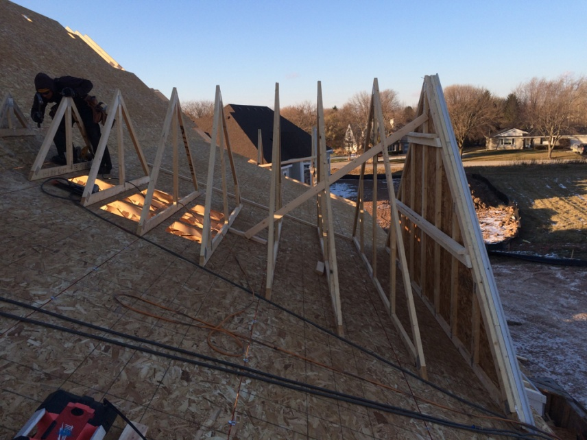 Need Some Advice On Valley Framing With Trusses - Construction ...