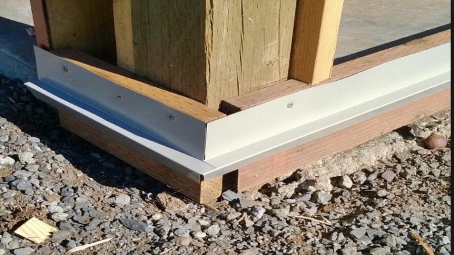 Ideas To Trim Metal Siding On Concrete Slab Windows Siding And Doors Contractor Talk