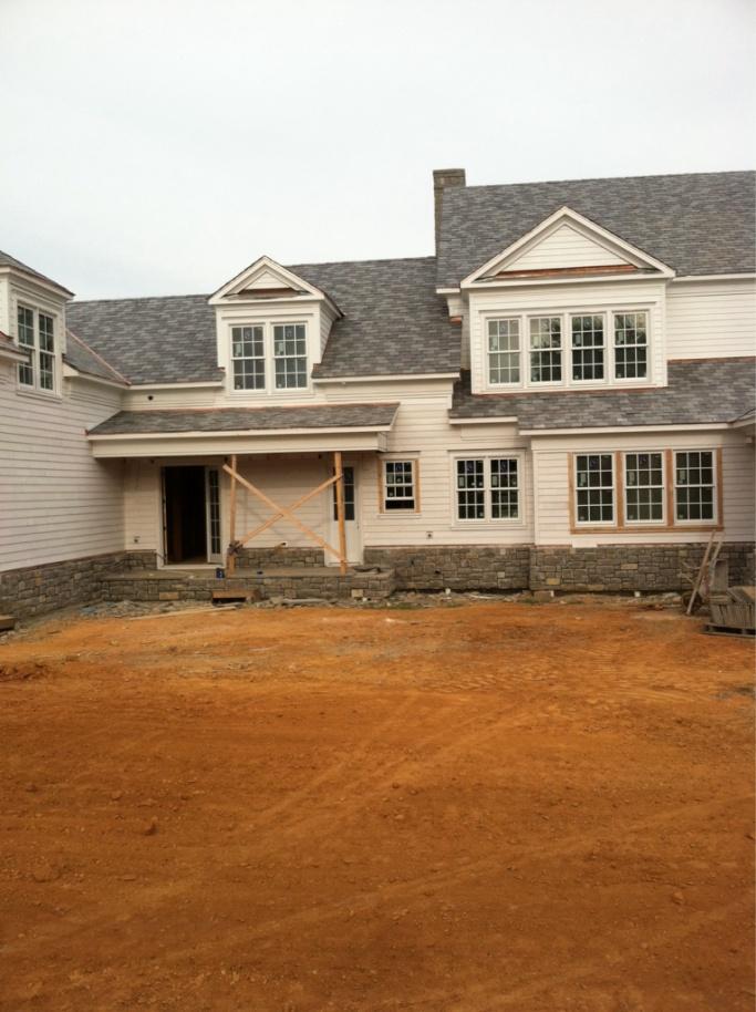 Cedar Clapboard Nailer Windows Siding And Doors