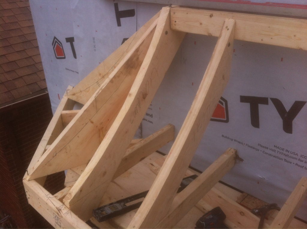 Curved Bay Roof Framing Contractor Talk