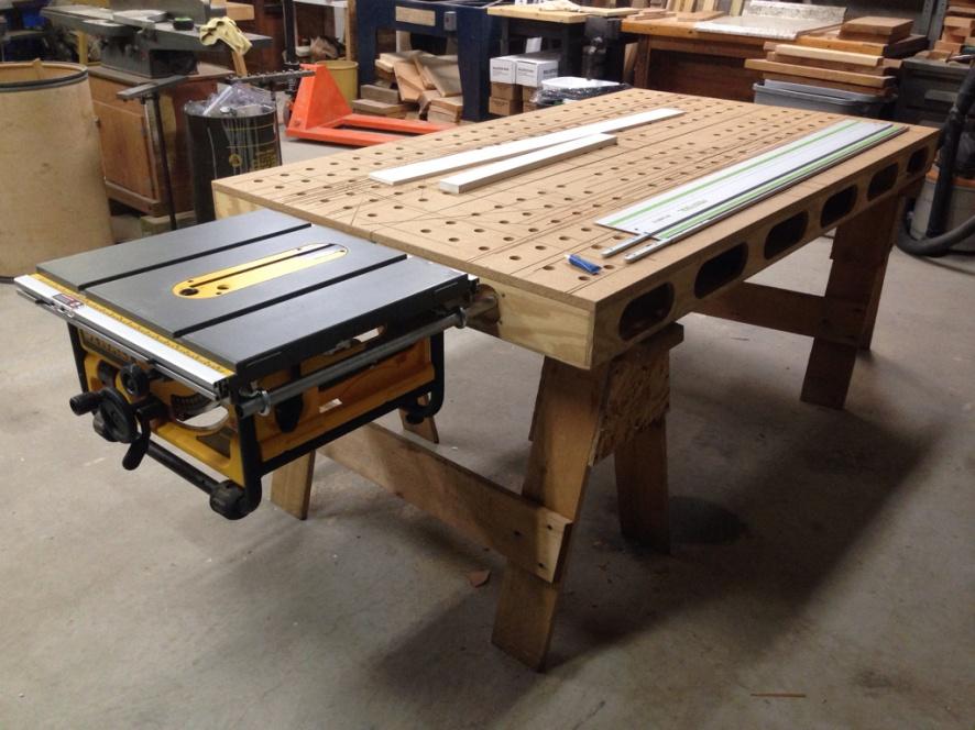 Portable Work Bench Tools Amp Equipment Contractor Talk