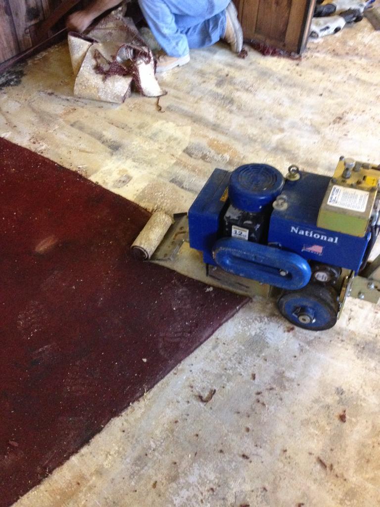 Glue Down Carpet Removal - Carpet Vidalondon