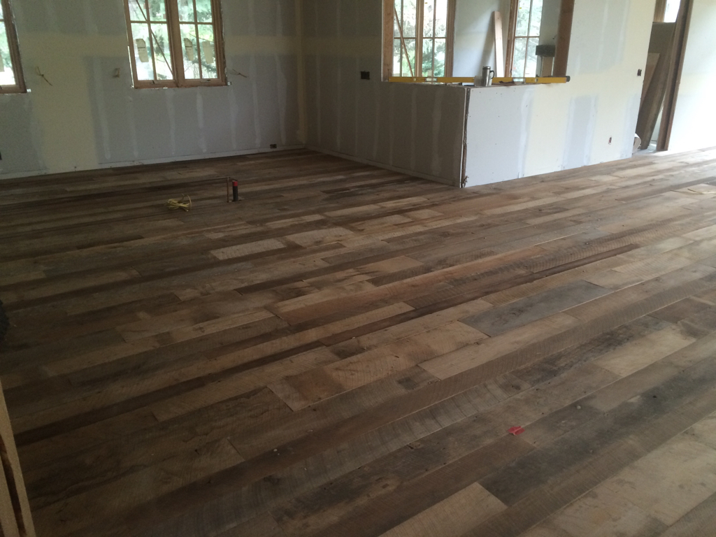 Hardwood Floor Glue Down Image Mag