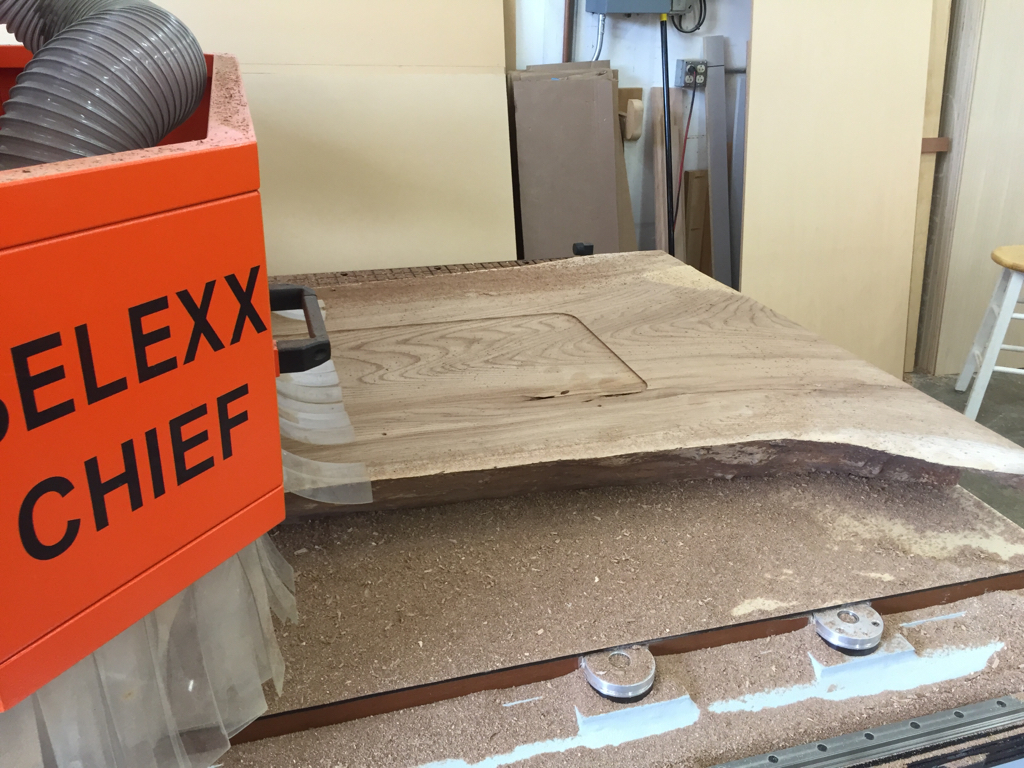 One way to flatten a very large slab of wood.-imageuploadedbycontractortalk1433082059.897899.jpg