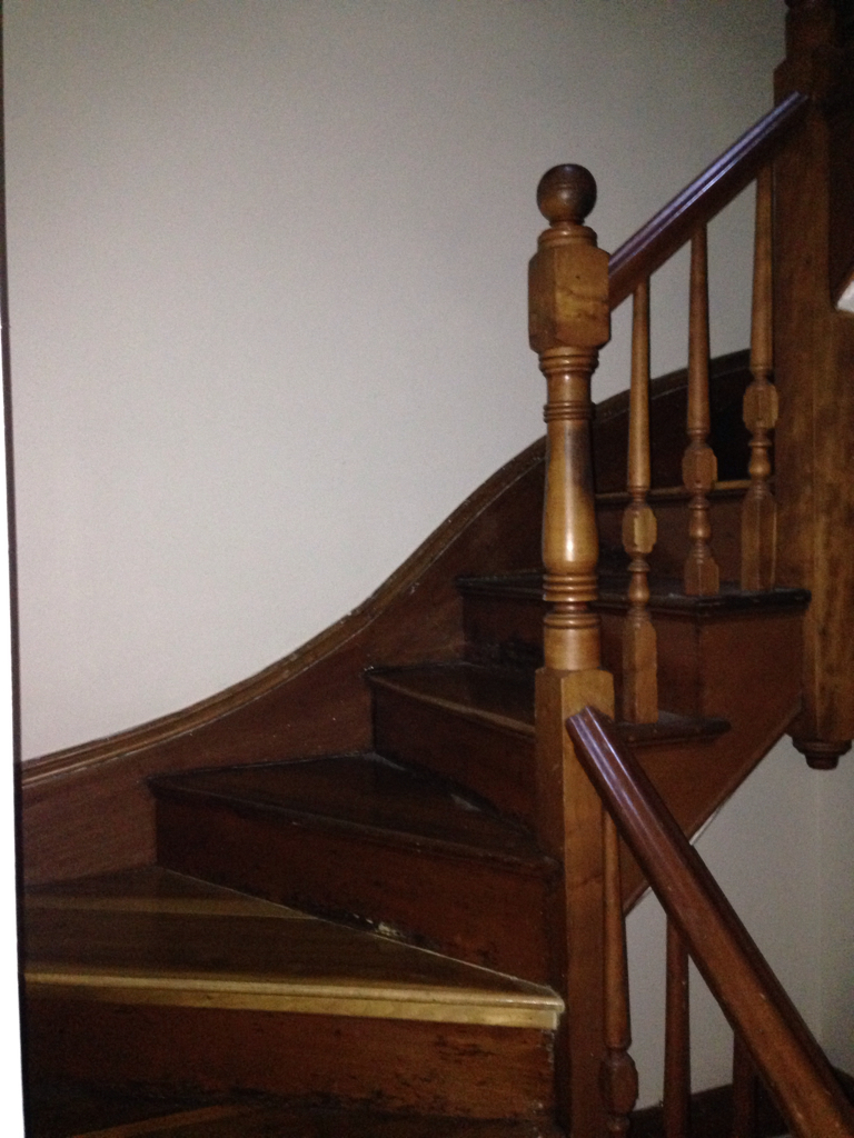 Re: Skirt Board On Curved Stairs