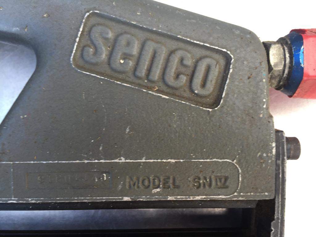 Senco SN4 - Framing - Contractor Talk