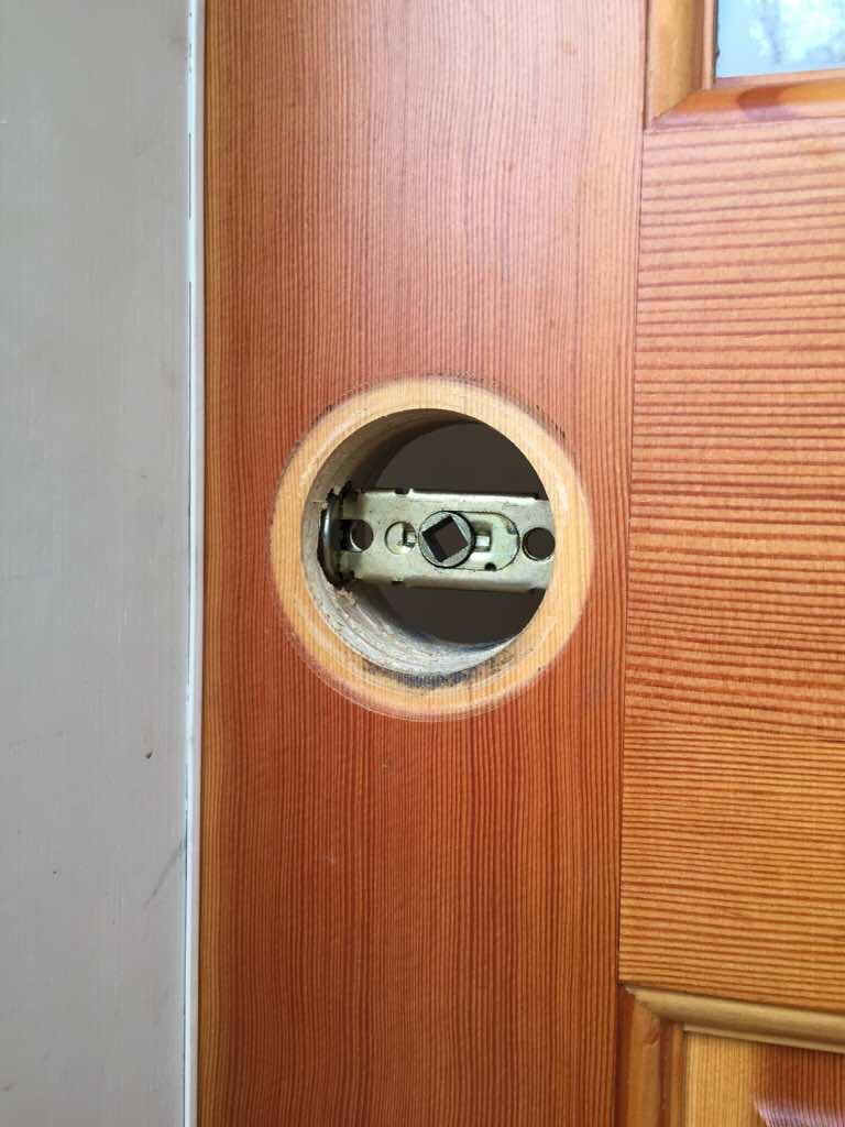 My door wont open