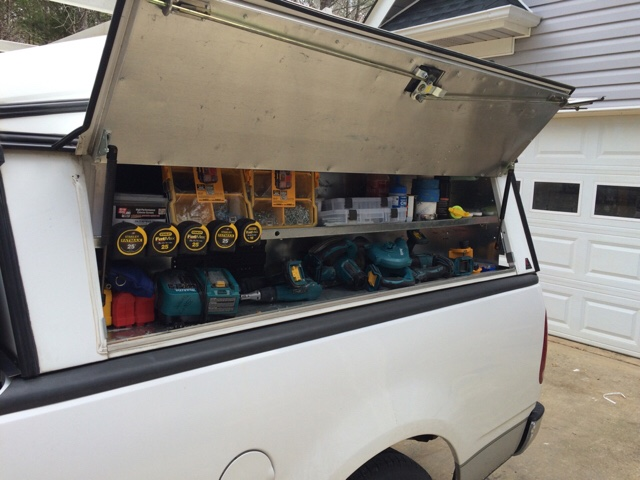 diy garage tool storage ideas - Pick Up Truck Organization Page 8 Vehicles