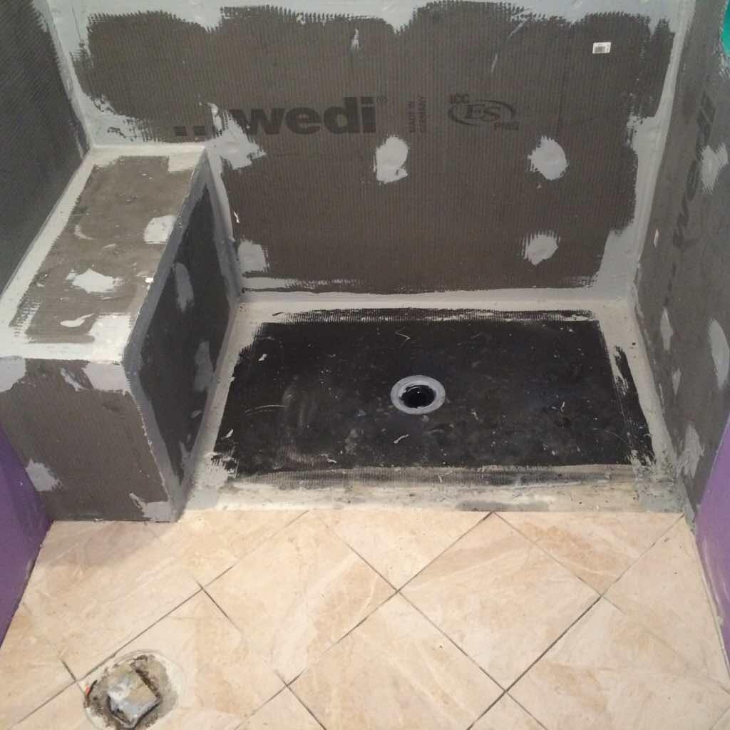 Install A Shower Pan