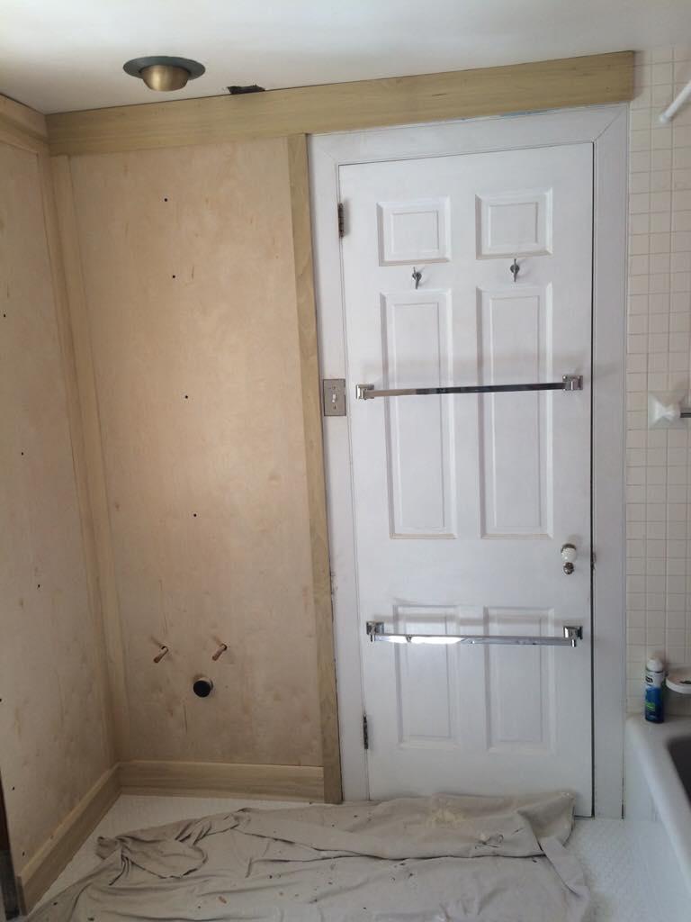 Bead board panel over tile wainscot remodeling contractor talk bead board panel over tile wainscot imageuploadedbycontractortalk1468846075063526g shiifo