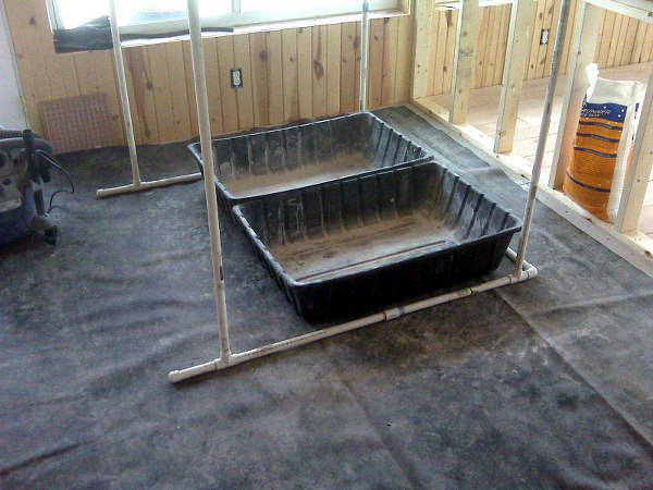 ... wet saw tent-img00258_600x450_600x450.jpg ... & Wet Saw Tent - Tiling - Contractor Talk