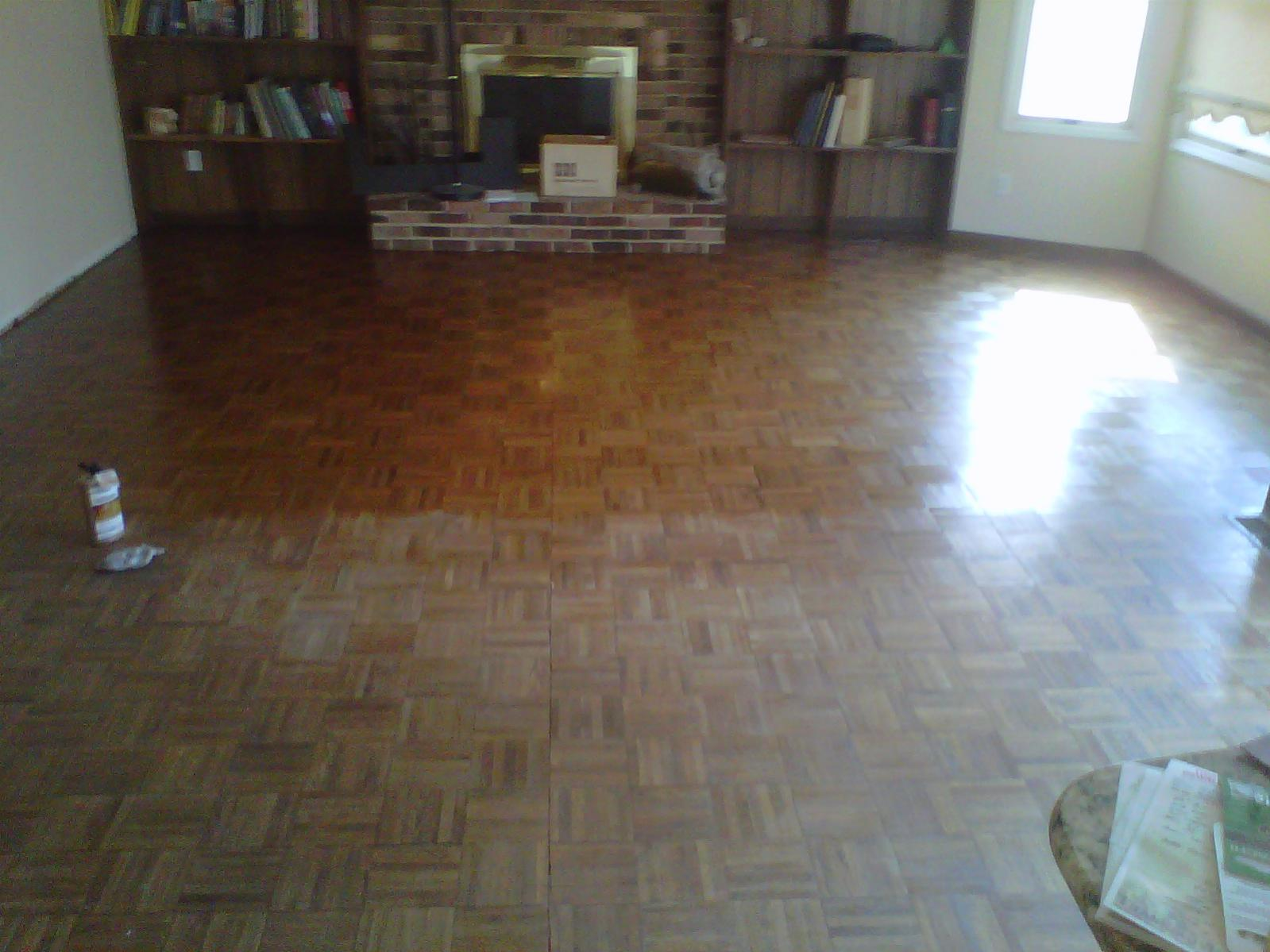 Minwax Hardwood Floor Reviver