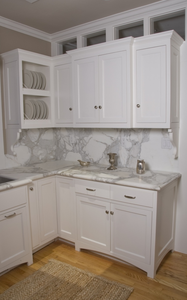 Painted Flush Inset Cabinets - Carpentry Picture Post ...