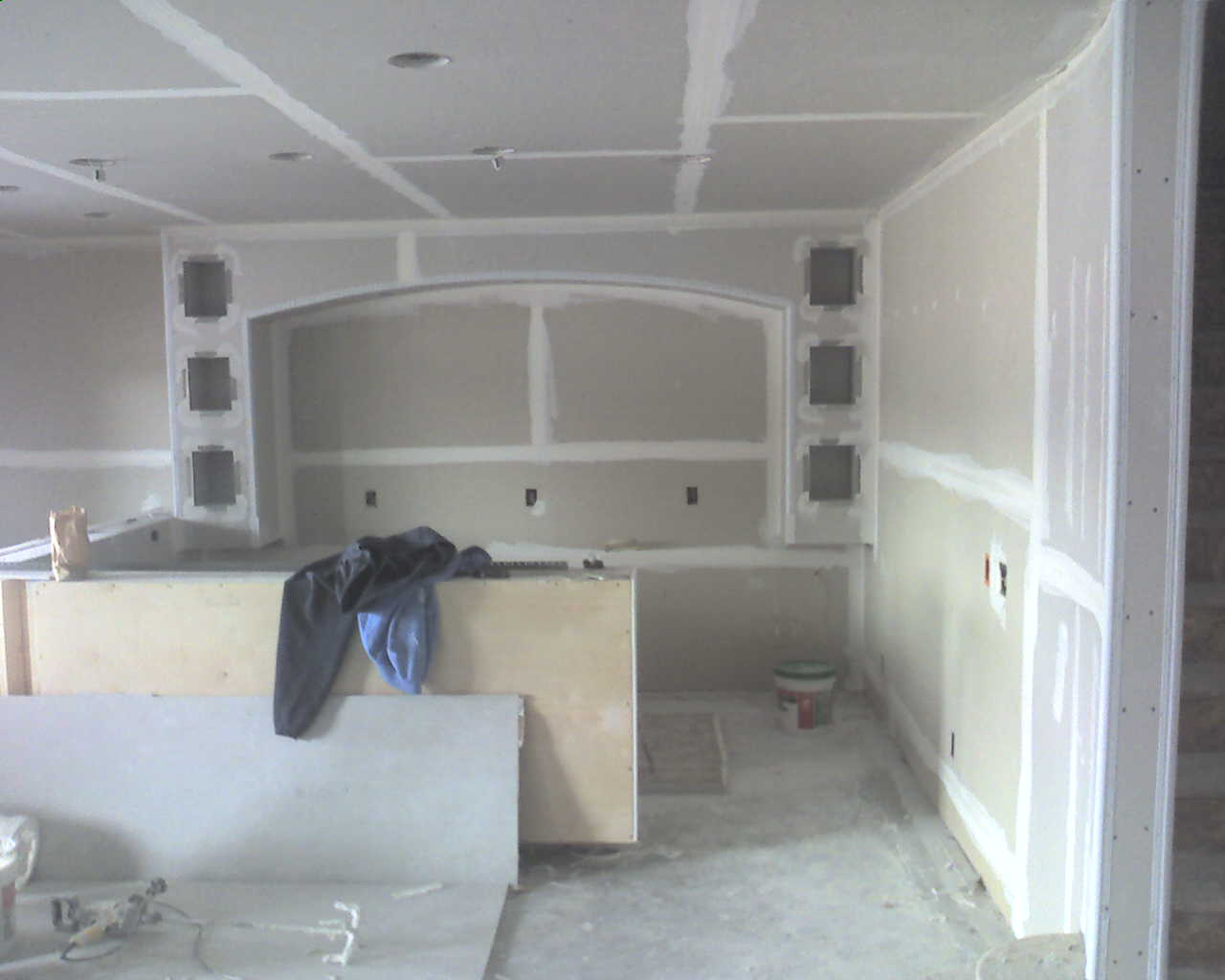 Who Hates Entertainment Centers Drywall Contractor Talk